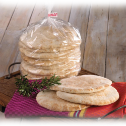 Authentic Pita Bread